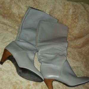 EUC Slouchy Knee-high Boots